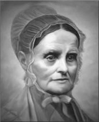 Lucretia Coffin Mott is born