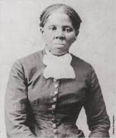 The Birth Of Harriet Tubman