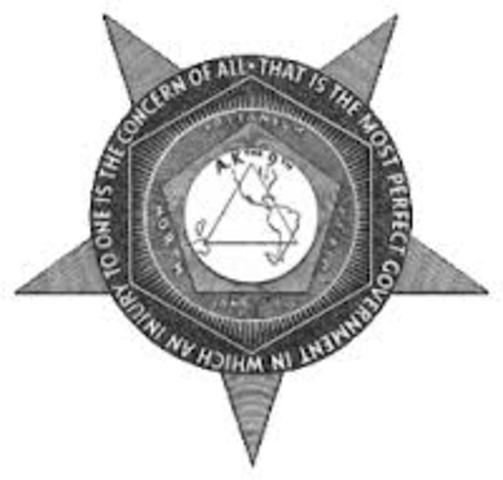 Knights of Labor was founded