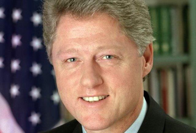 Bill Clinton was born.