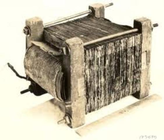Transformer was invented