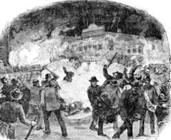Haymarket Bombing