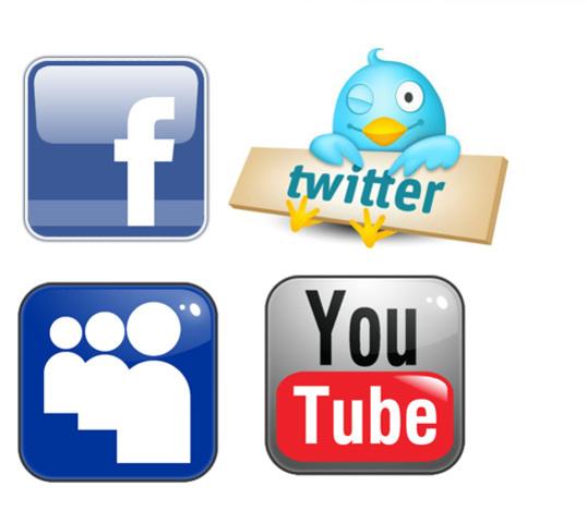 primer contacto con las redes sociales