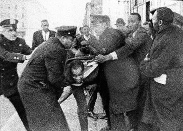Selma March Masacre!