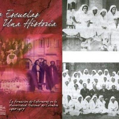 HISTORIA DE LA ENFERMERÍA EN COLOMBIA SIGLO XX timeline