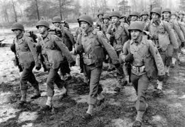 Billy finds himself in war in Germany