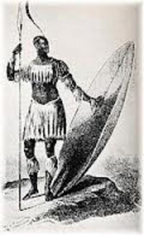 Shake Zulu founds the Zulu Empire and expands it