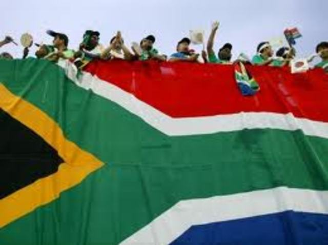 The Formation of Union of South Africa