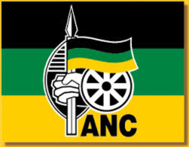 The ANC is founded