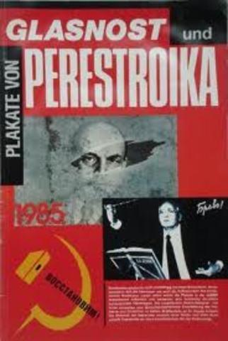 Perestroika & Glasnost