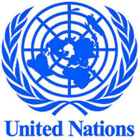 United Nations is formed