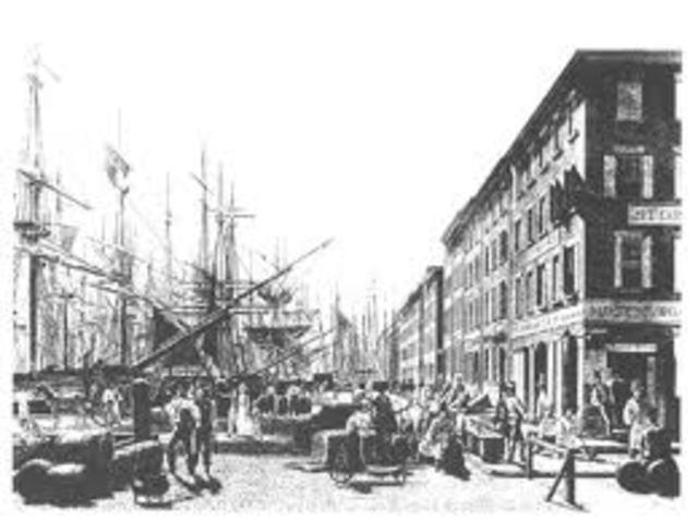 New York Rebellion
