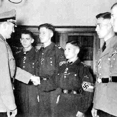 Hitler Youth Boys timeline