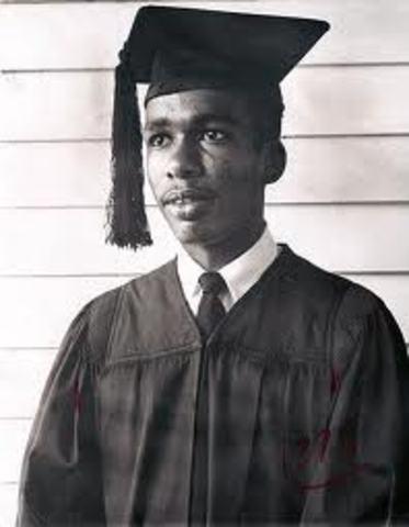 Ernest Green Graduation
