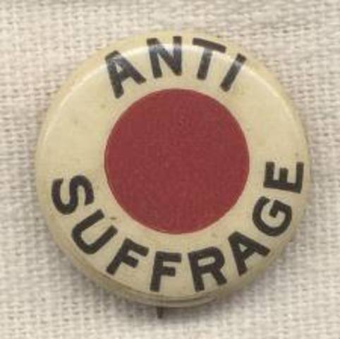 Anti Sufferage Society