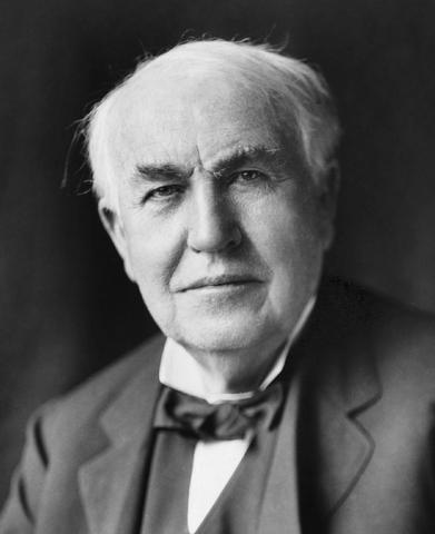 La Guerra de Patentes: THOMAS ALVA EDISON Vs. LOS HERMANOS LUMIERE