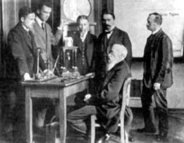 primer laboratorio de psicologia en alemania