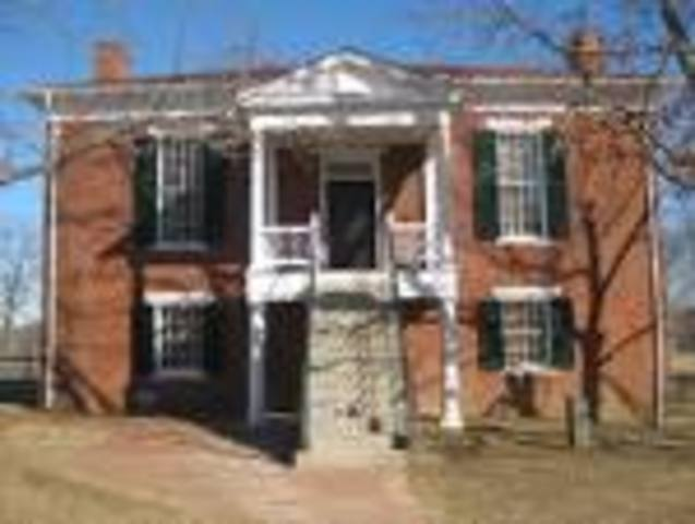 Appromattox Courthouse
