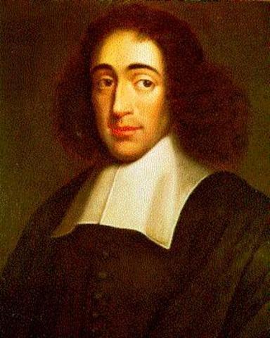 Excommunication of Boruch Spinoza