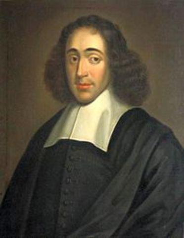 Baruch Spinoza's excomunication