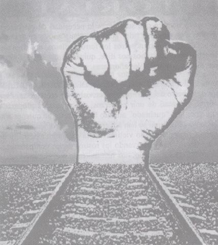 Movimiento ferrocarrilero.