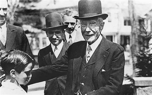 Mayer Amschel Rothschild is born