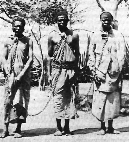 Africans in Virginia