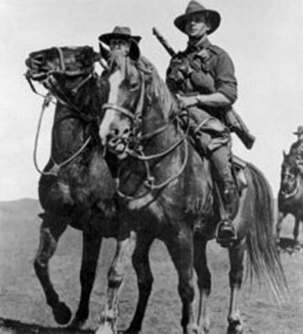 The charge light horse brigade