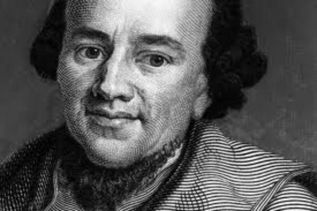 Mosses Mendelssohn is born
