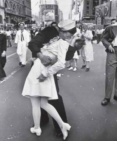 End of World War 2; Start of Cold War