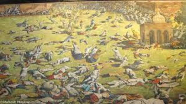 Amristare Massacre