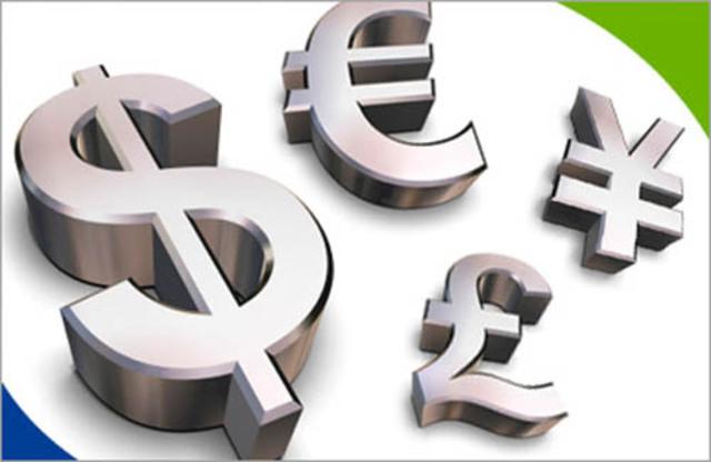 La reservas de divisas descienden.