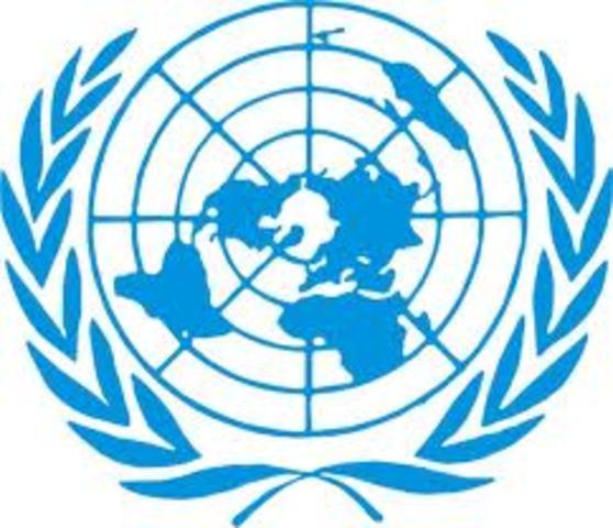 UN established
