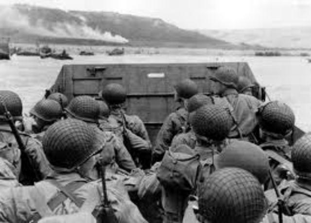 America: D-Day invasion