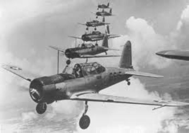 America: Air raid Germany
