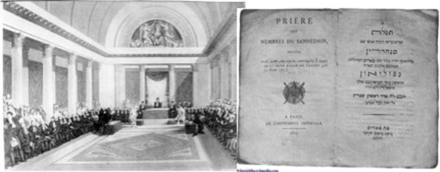Napoleon's Grand Sanhedrin