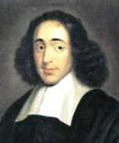 Cherem of Baruch Spinoza