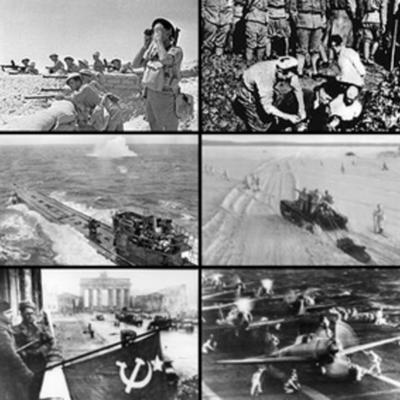 Principales acontecimientos políticos entre 1939 y 1945 timeline