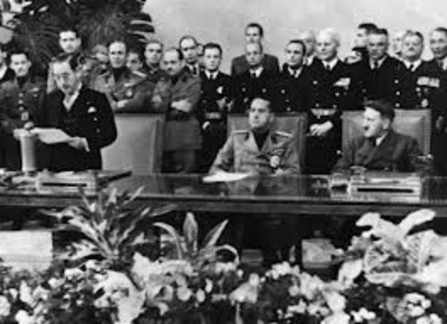 Hungría se adhiere alPacto Antikomintern