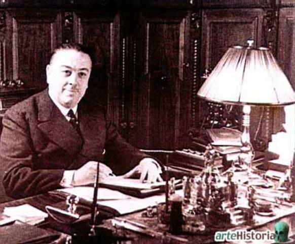 Presidencia de la República Española