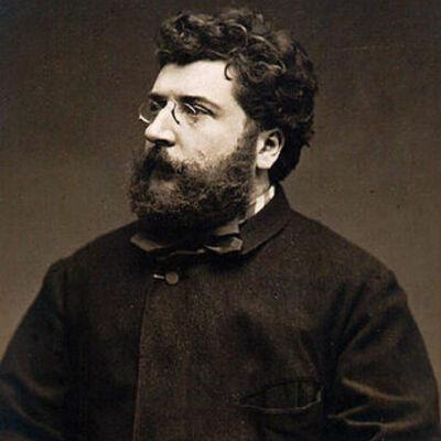 Georges Bizet timeline