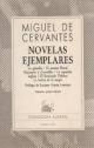 Publicación de : NOVELAS EJEMPLARES