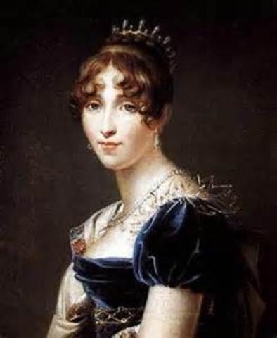 Napoleon meets Josephine