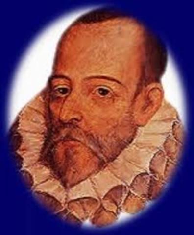 Fallece Miguel de Cervantes.