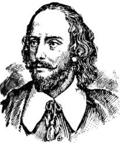 Fallece Shakespeare