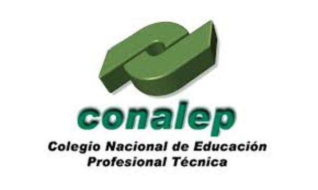 Colegio nacional para la educación profesional y técnica (Conalep)