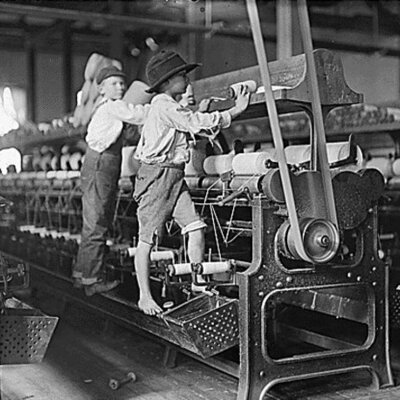 Inventors of the Industrial Revolution timeline