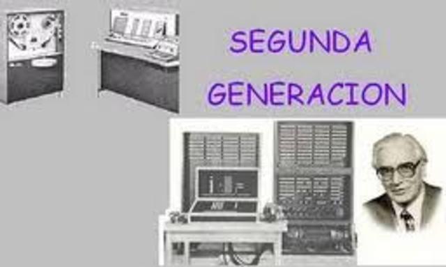SEGUNDA GENERACIÓN (1959-1964)