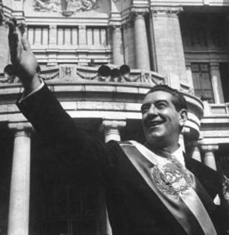 Presidencia de Adolfo López Mateos.