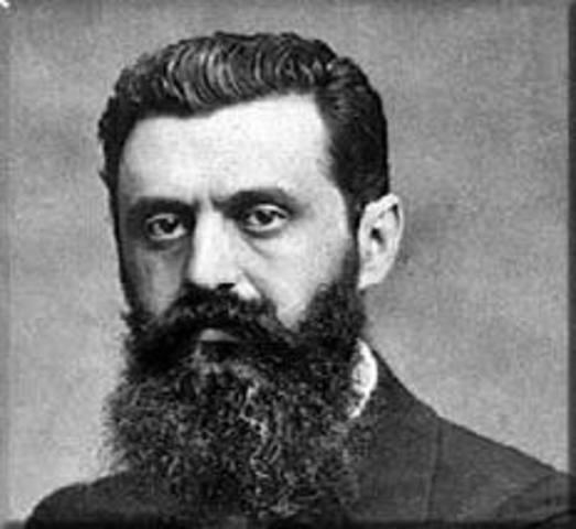 Dreyfus Trial/Political Zionism